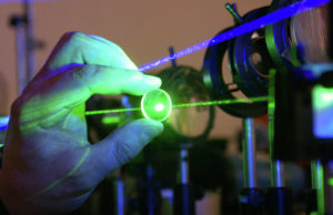 Laser Which Allows the simultaneous emission of light