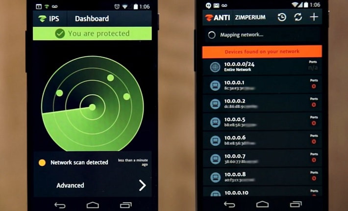 best free mobile security app for android