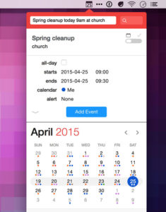 best calendar apps for Mac