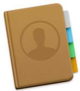 mac contacts apps