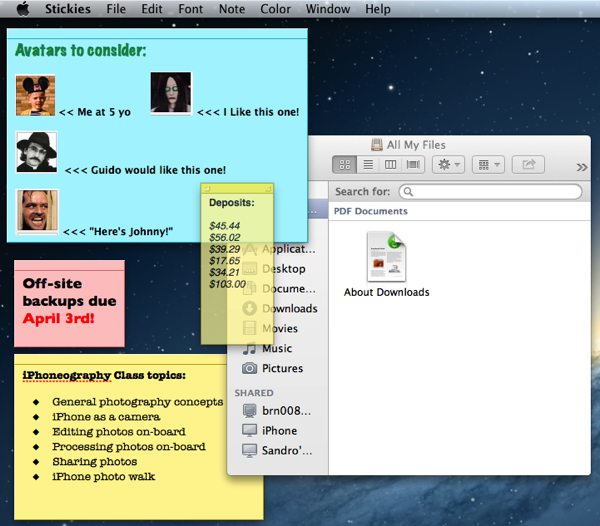 best notes apps for Mac