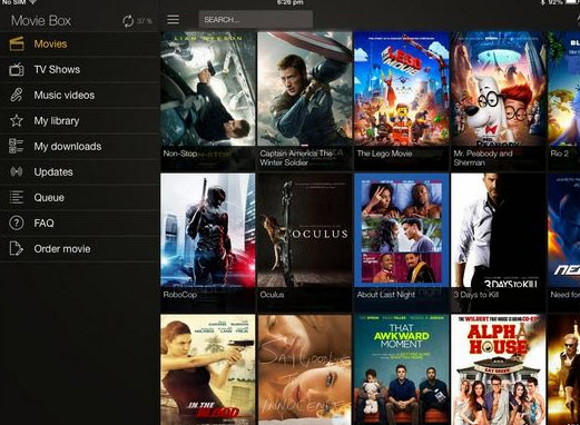 apps for streaming movies to tv