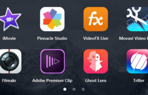 apps for editing videos on iPhone