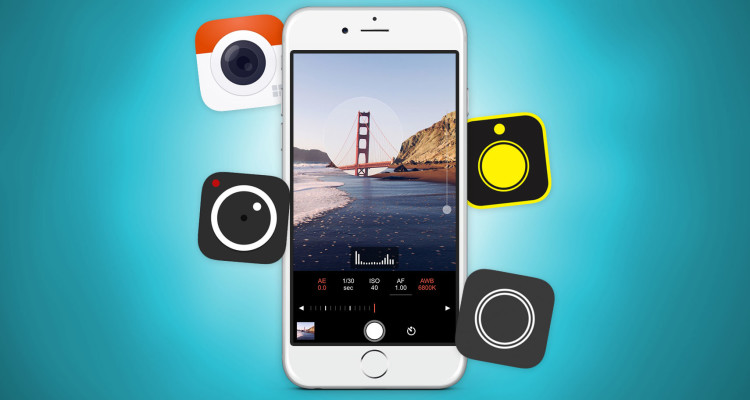 best camera apps for iOS
