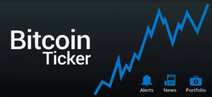 Ticker Widget, one of the best apps to follow cryptocurrencies