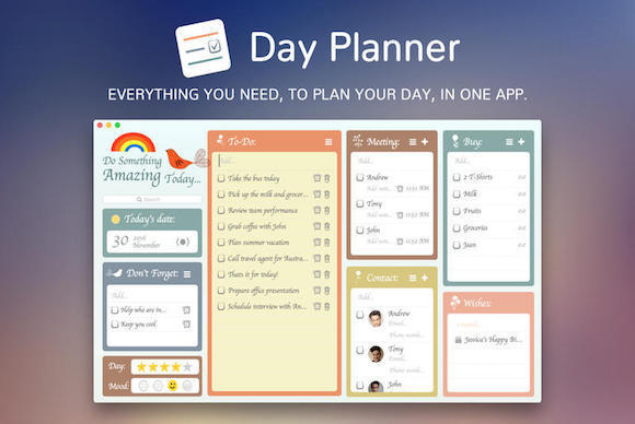 Do you know what is the best planner app for Mac ...