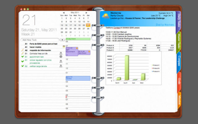 best planner app for Mac