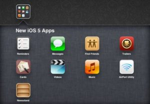 best apps for iOS 5