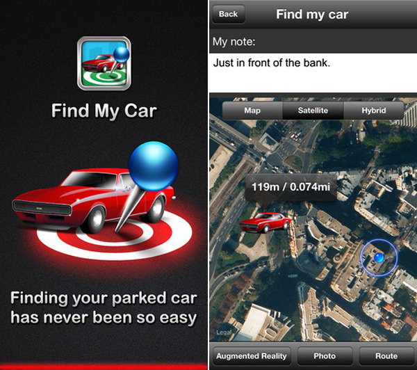 Best Find My Car App For Iphone Free Technoactual
