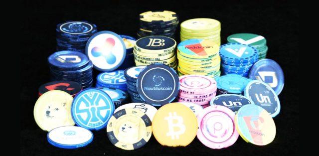 exchanges ofcryptocurrencies