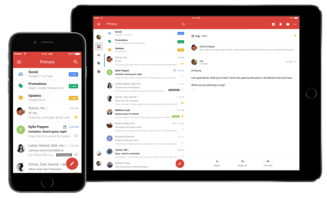 best Gmail app for IOS