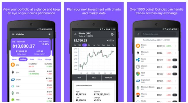 cryptocurrency analysis app