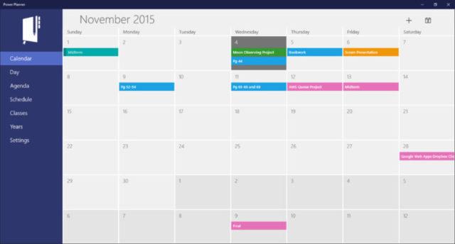 best calendar app for Windows