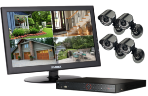 cameras to monitor houses
